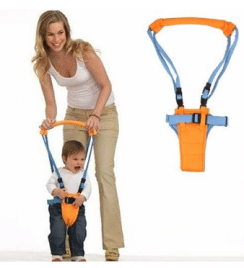 Starnill Teach Baby to Walk - Moonwalker (Baby Walker Walk Assistant is fully Adjustable)