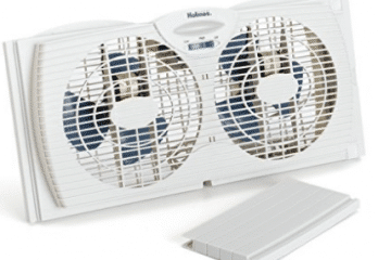 Holmes Dual Blade Twin Window Fan