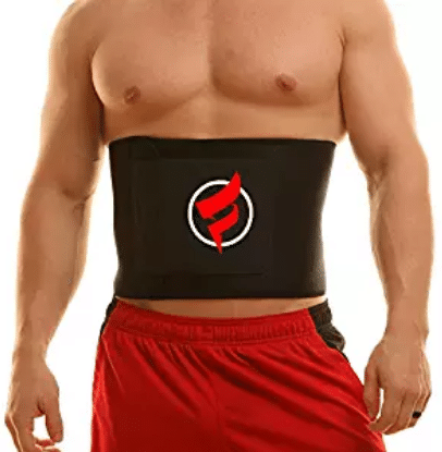 Fitru Waist Trimmer Weight Loss Ab Belt For Women & Men