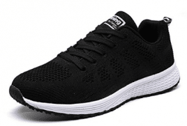 WXDZ Womens Walking Sneakers Sports Tennis Shoes Breathable Athletic Running Shoes