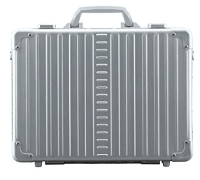 "Aleon 17"" Business Attache Aluminum Hardside Business Briefcase"