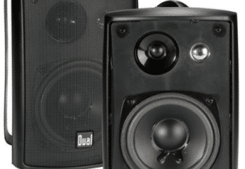 Top 10 Best Studio Monitor Speakers in 2018 Reviews