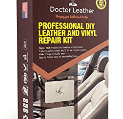 Top 10 Best Leather Repair Kits For Couches in 2018 Reviews