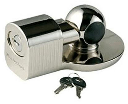 Master Lock Trailer Lock, Trailer Coupler Lock