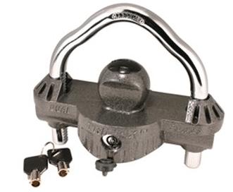 4010236 Trimax Umax50 Premium Die-Cast Dual Purpose Coupler Lock