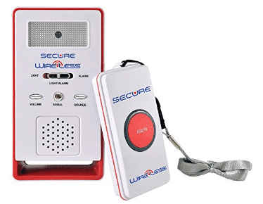 Secure SWCB-1 Wireless Remote Nurse Alert System
