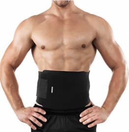Bracoo Waist Trimmer, Neoprene Sweat Belt