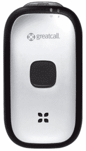 GreatCall 5Star Urgent Response Medical Alert Device (Silver)
