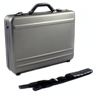 Brancas Aluminum Laptop/Notebook Computer Attache Case