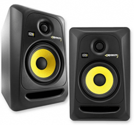 KRK RP5G3-NA Rokit 5 Generation 3 Powered Studio Monitor