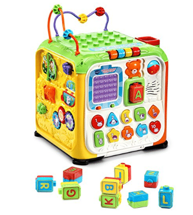 VTech Ultimate Alphabet Activity Cube