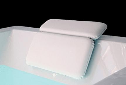 The Original GORILLA GRIP (TM) Spa Bath Pillow Featuring Powerful Gripping Technology