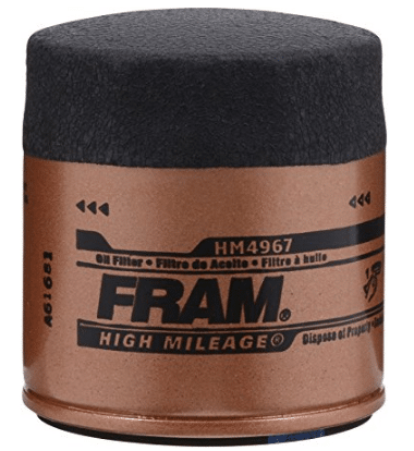 FRAM HM4967 High Mileage Oil Filter