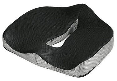Memory Foam Seat Cushion for Lower Back