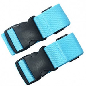 WeBravery Adjustable Luggage Strap Suitcase Belt Bag Straps Travel Accessories