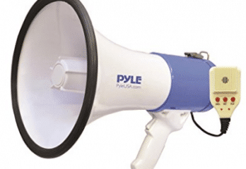 Pyle Megaphone Speaker [Audio PA Sound System]