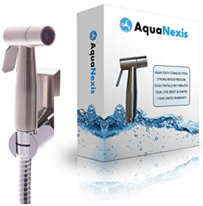 Premium Stainless Steel Hand Held Bidet Sprayer