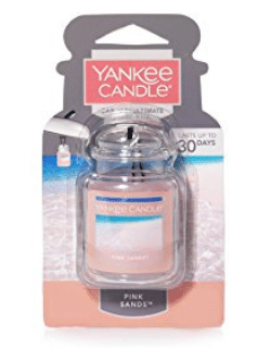 Yankee Candle Car Jar Ultimate, Pink Sands