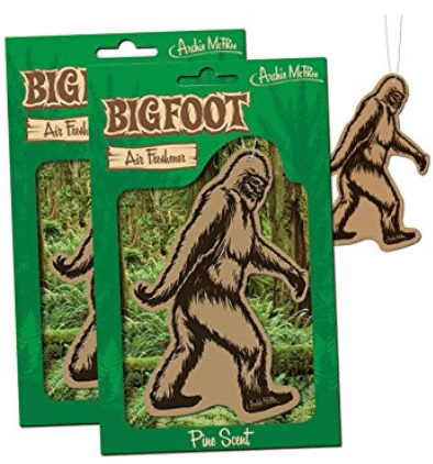 BIGFOOT Air Freshener - 2 Pack Pine Scent