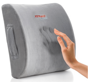 Ziraki Memory Foam Lumbar Cushion