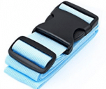 BlueCosto Luggage Straps Suitcase Belts Travel Bag Accessories