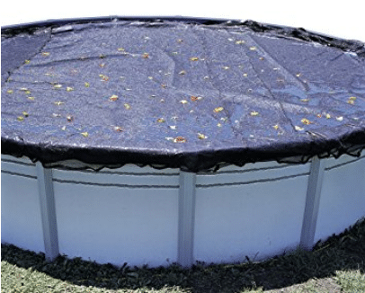 28 ft Round Above Ground Pool Leaf Net Cover