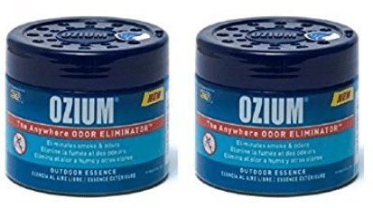 Ozium Smoke & Odors Eliminator Gel. Home