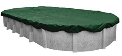 Robelle 371833-4 Supreme Winter Cover for 18 by 33 Foot Oval Above-Ground Pools