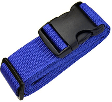 TRANVERS Heavy Duty Luggage Strap For Suitcase