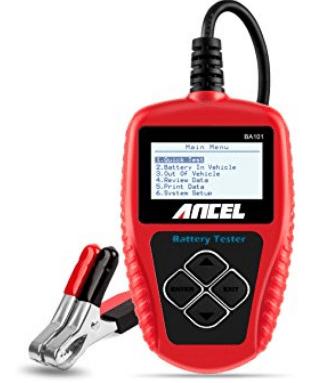 ANCEL BA101 Professional 12V 100