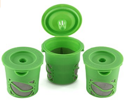 Greenco Reusable K-cups Coffee Filter