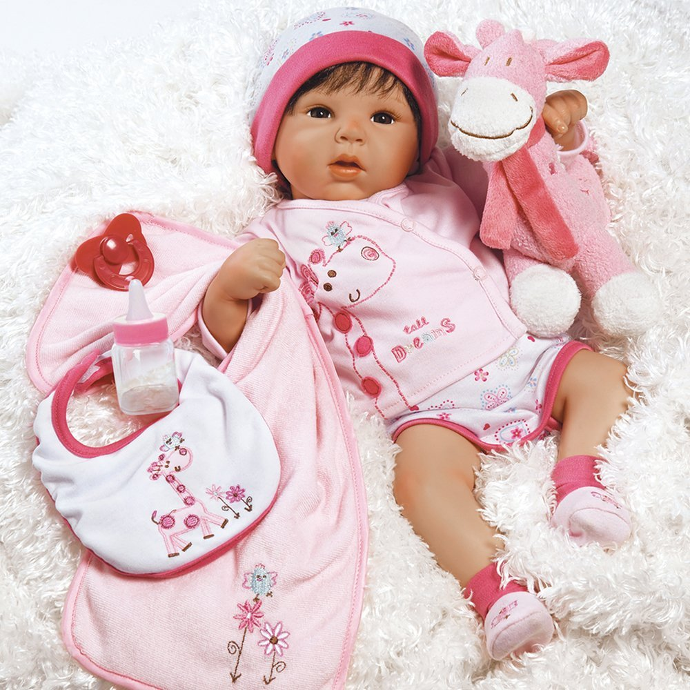 Paradise Galleries Lifelike Realistic Baby Doll