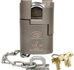 Sargent & Greenleaf 951C High Security Padlock
