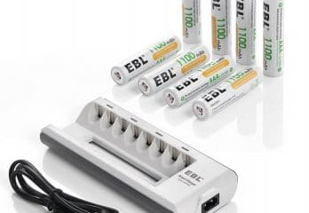 Top 10 Best Rechargeable Batteries in 2019 Review