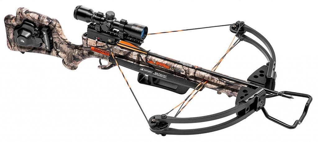 Wicked Ridge by TenPoint Invader G3 Crossbow Package