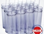 Top 10 Best Clear Plastic Cups in 2019 Review