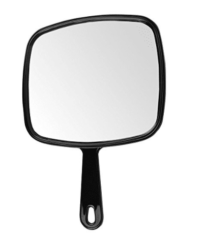 ForPro Large Hand Mirror