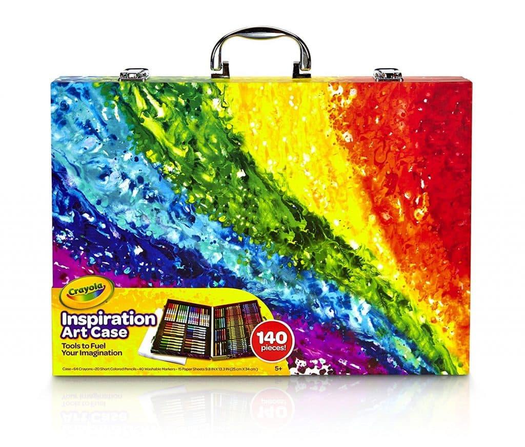 Crayola Inspiration Art Case: 140 Pieces