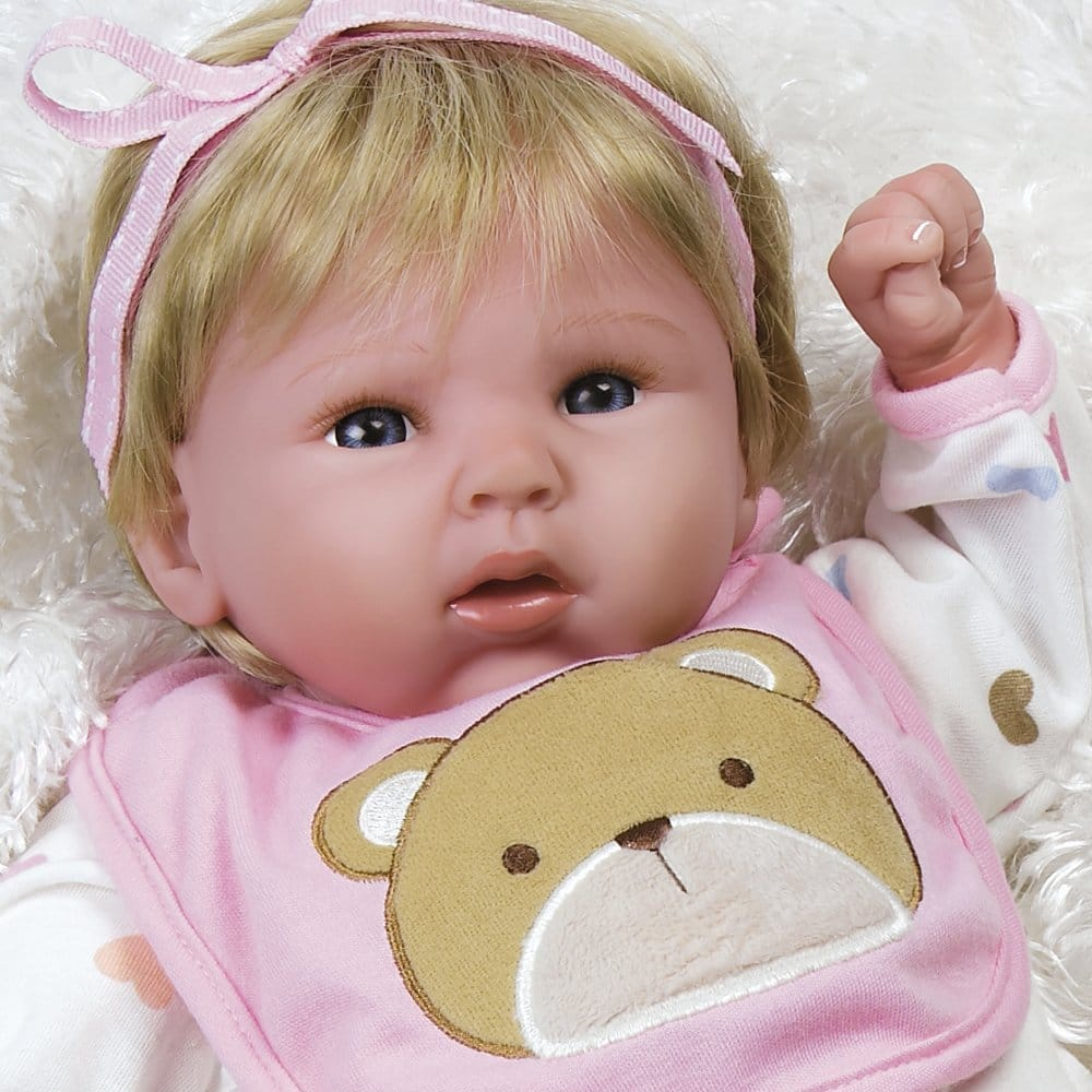 Paradise Galleries Reborn Baby Doll Like 19 inch That Looks Realistic & Lifelike Baby Doll