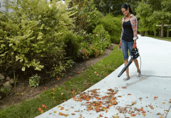 Top 10 Best Electric Leaf Blowers in 2019 – Buyer's Guide