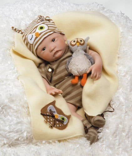 Paradise Galleries Reborn Baby Doll Like Real Life Newborn Baby Doll