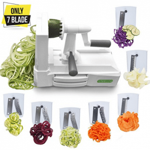 Spiralizer Ultimate Only 7-Blade Vegetable Slicer