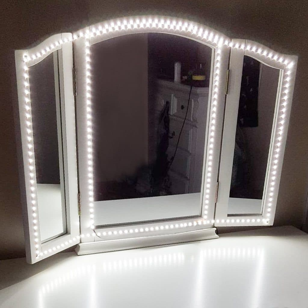 Led Vanity Mirror Lights Kit