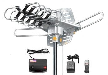 Top 10 Best Outdoor TV Antenna Reviews 2018