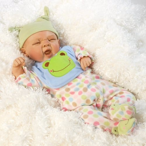 Paradise Galleries Reborn Baby Doll Like Real LifeBaby Doll