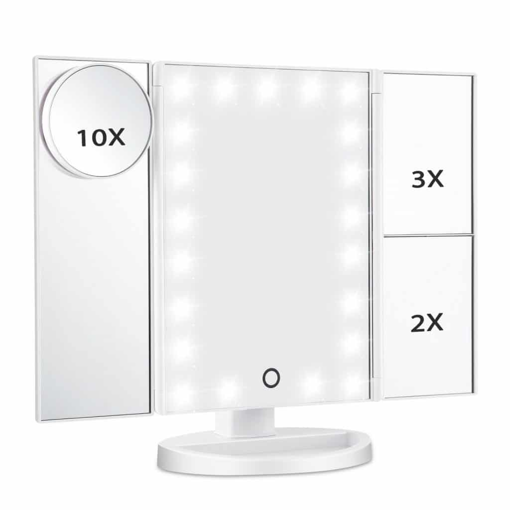 Magicfly Led Lighted Makeup Mirror