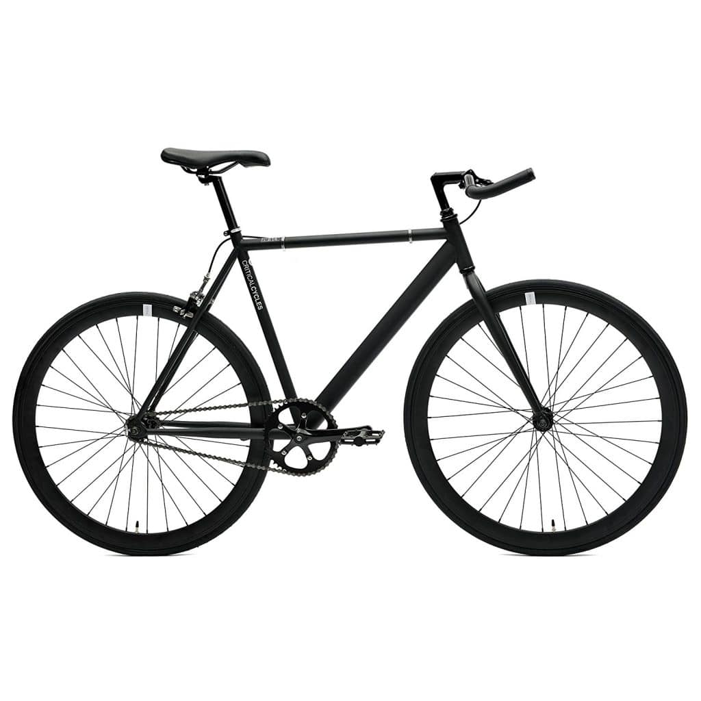 Critical Cycles Classic Fixed-Gear Single-Speed Track Bike