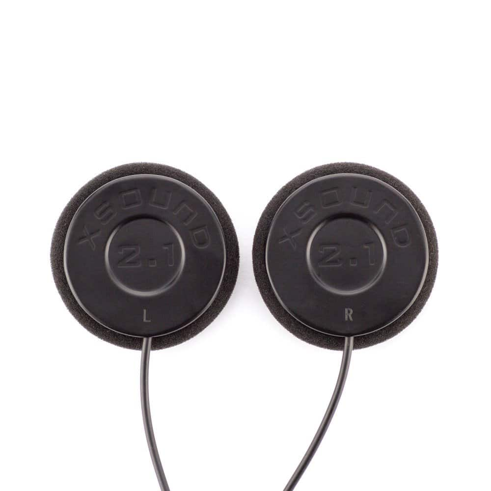 iASUS XSound 2.1 Helmet Speakers