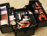 Top 10 Best Makeup Train Cases Review in 2019