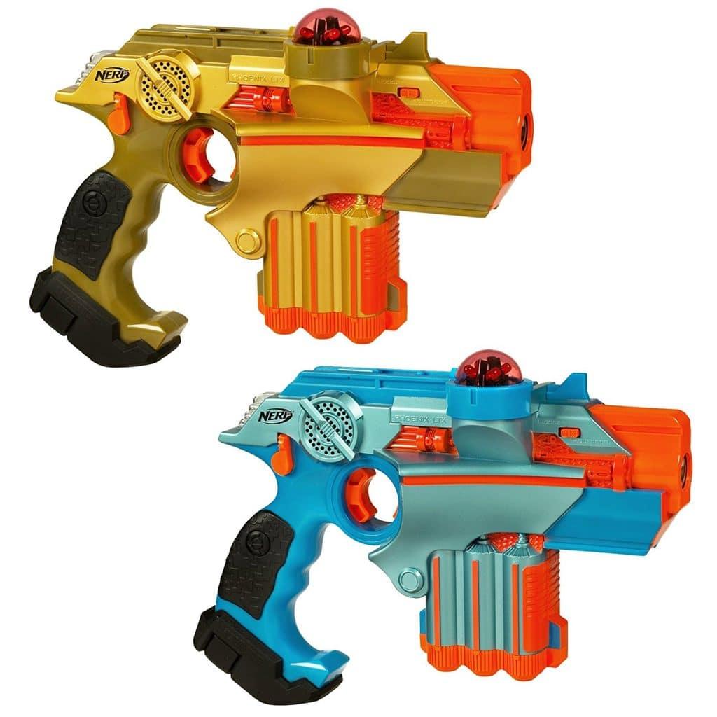 Nerf Lazer Tag Phoenix LTX Tagger 2-Pack